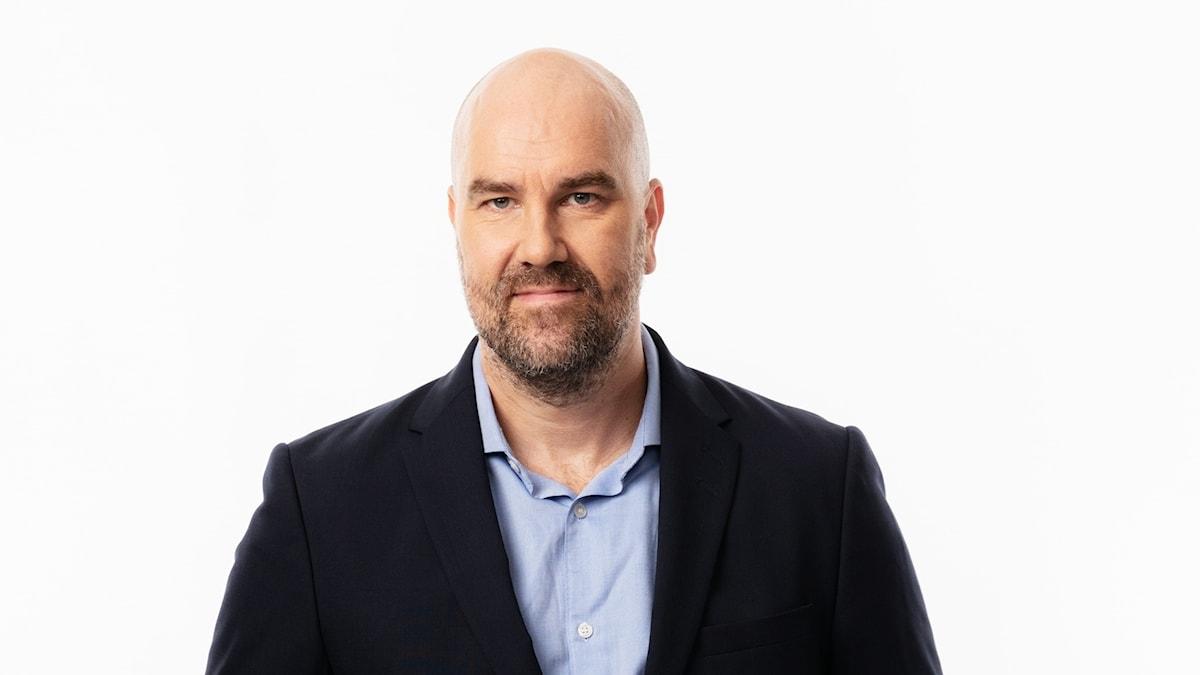 Sveriges Radios korrespondenter 2018  Claes Aronsson (London)  Ekot Sveriges Radio