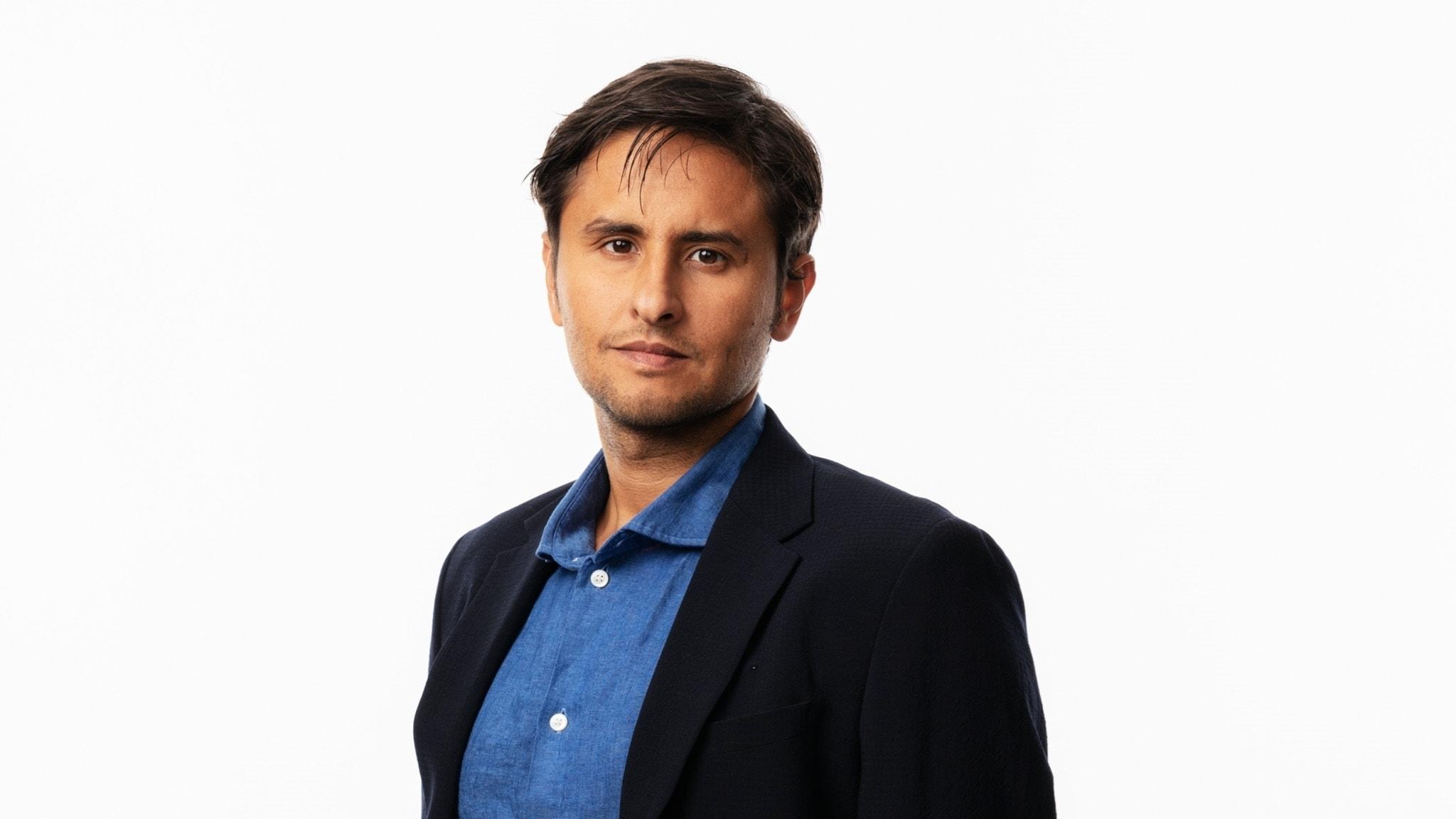 Sveriges Radios korrespondenter 2018  Fernando Arias (New York)  Ekot Sveriges Radio
