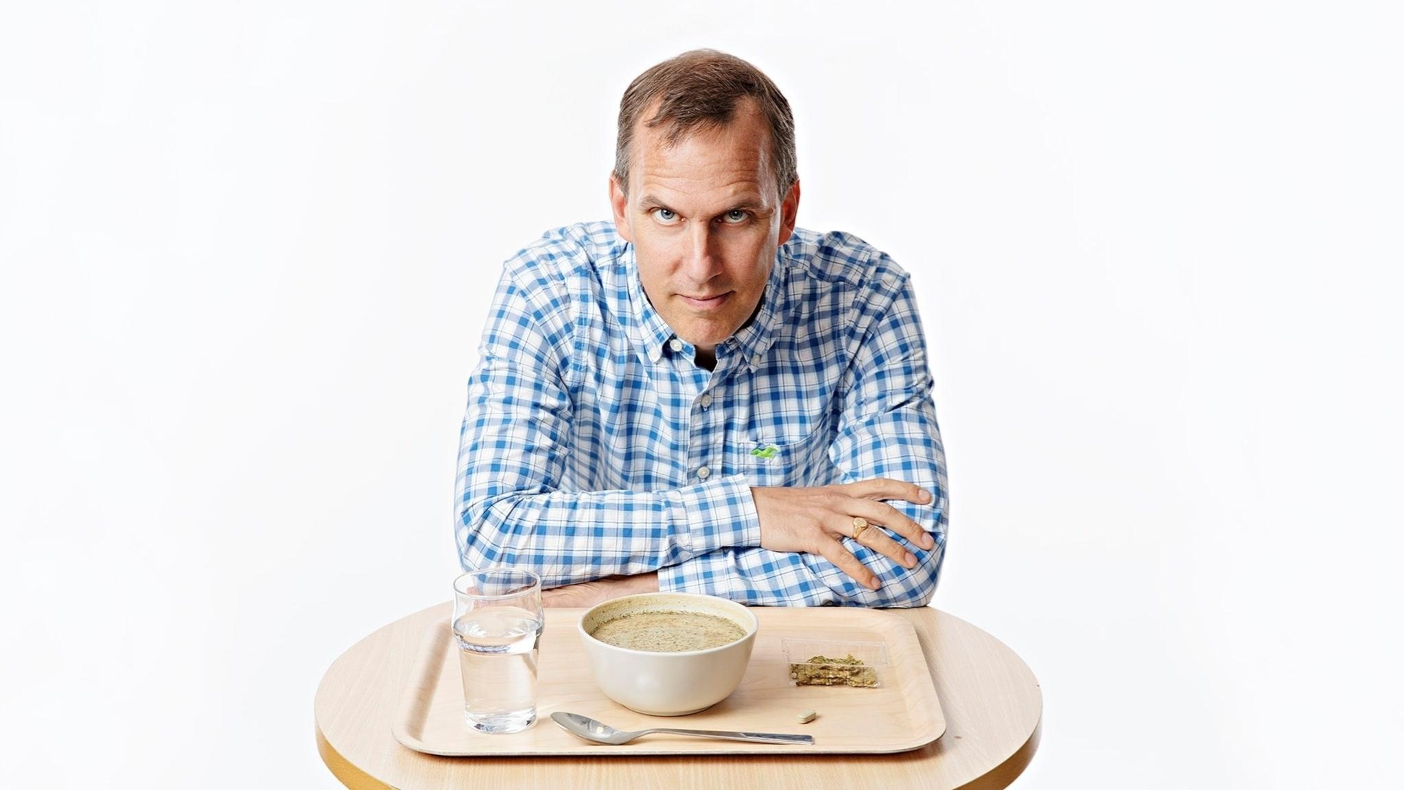 Tjockan lättar vid fetmahorisonten : Johan Bergendorff, global hälsokorrespondent