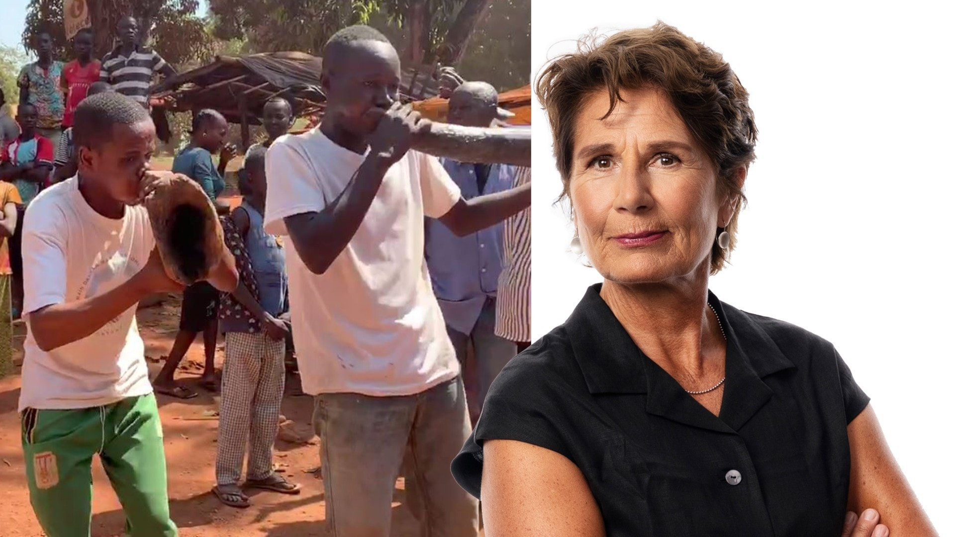 Undanskymda platser: Alice Petrén, migrationskorrespondent