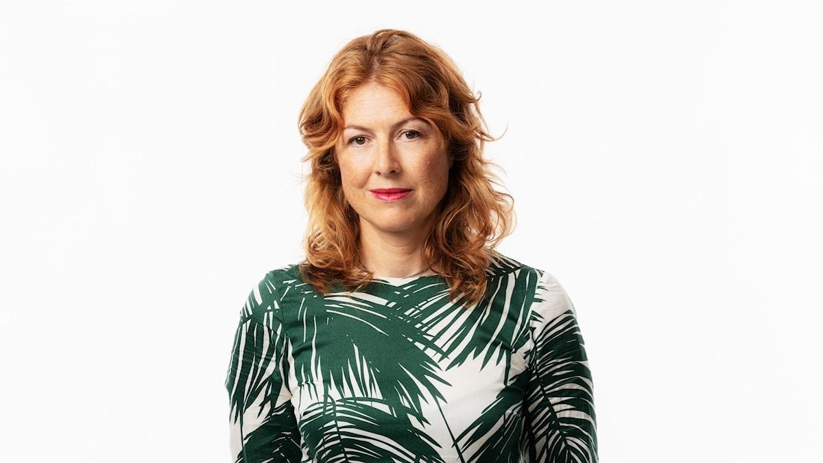 Sveriges Radios korrespondenter 2018  Kajsa Boglind (Washington)  Ekot Sveriges Radio
