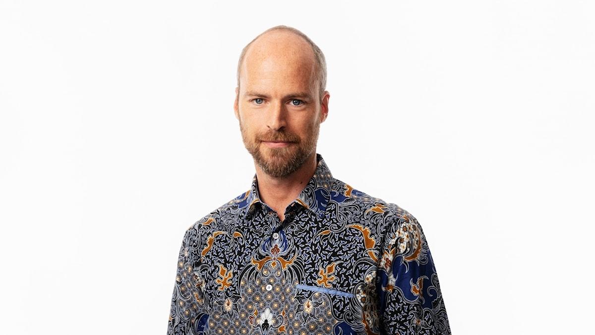 Sveriges Radios korrespondenter 2018  Samuel Larsson (Maputo)  Ekot Sveriges Radio