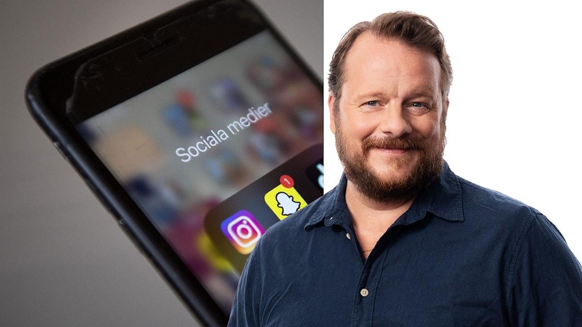 Sommarström mobil