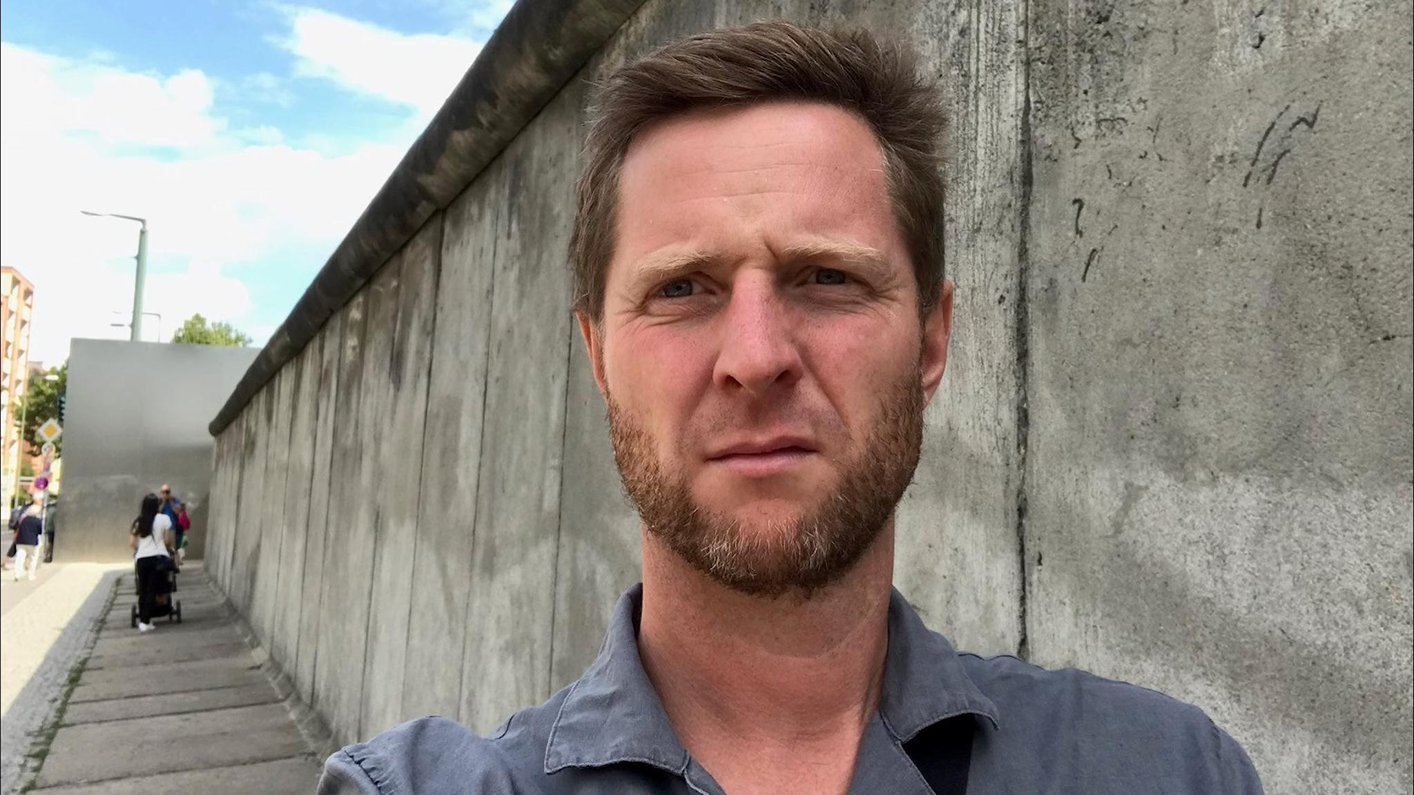 Stenarna i Berlin: Anders Jelmin, Berlin - spela