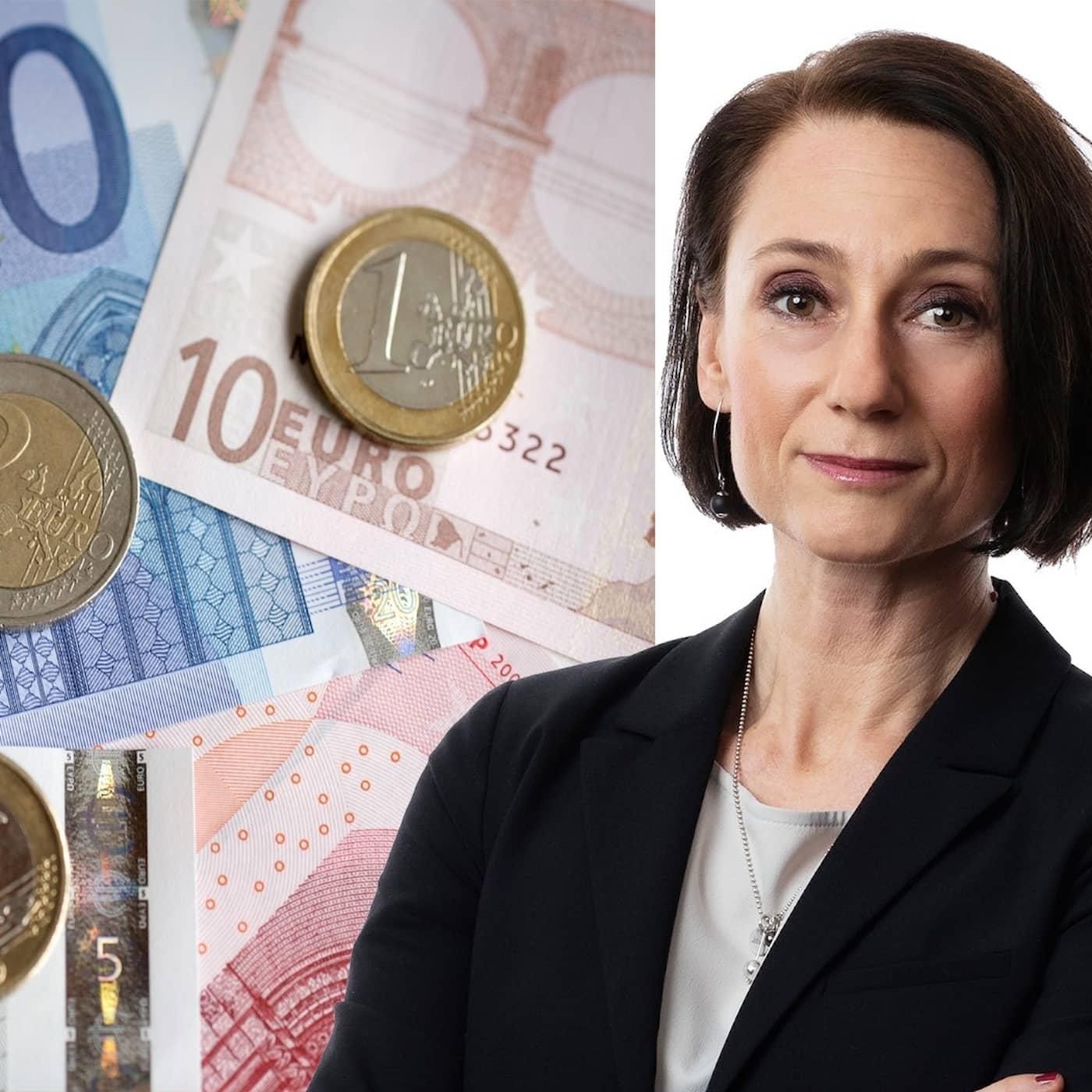 Italien och skattesmitarna: Marie Nilsson Boij, Rom