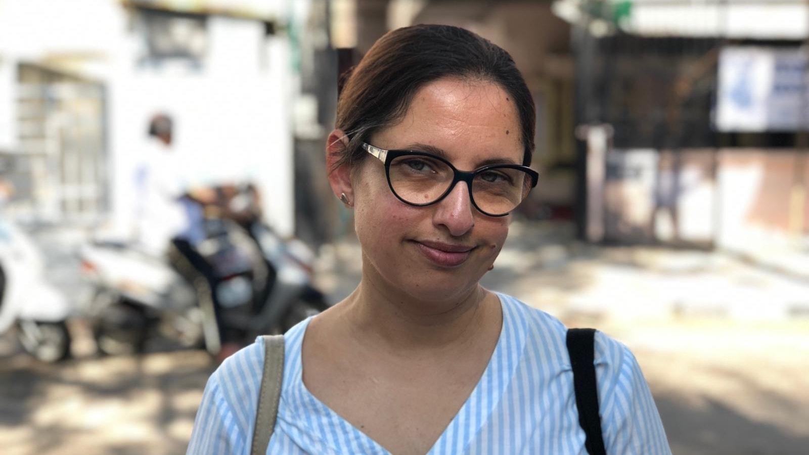 Vad är egentligen utveckling? Naila Saleem, Calcutta