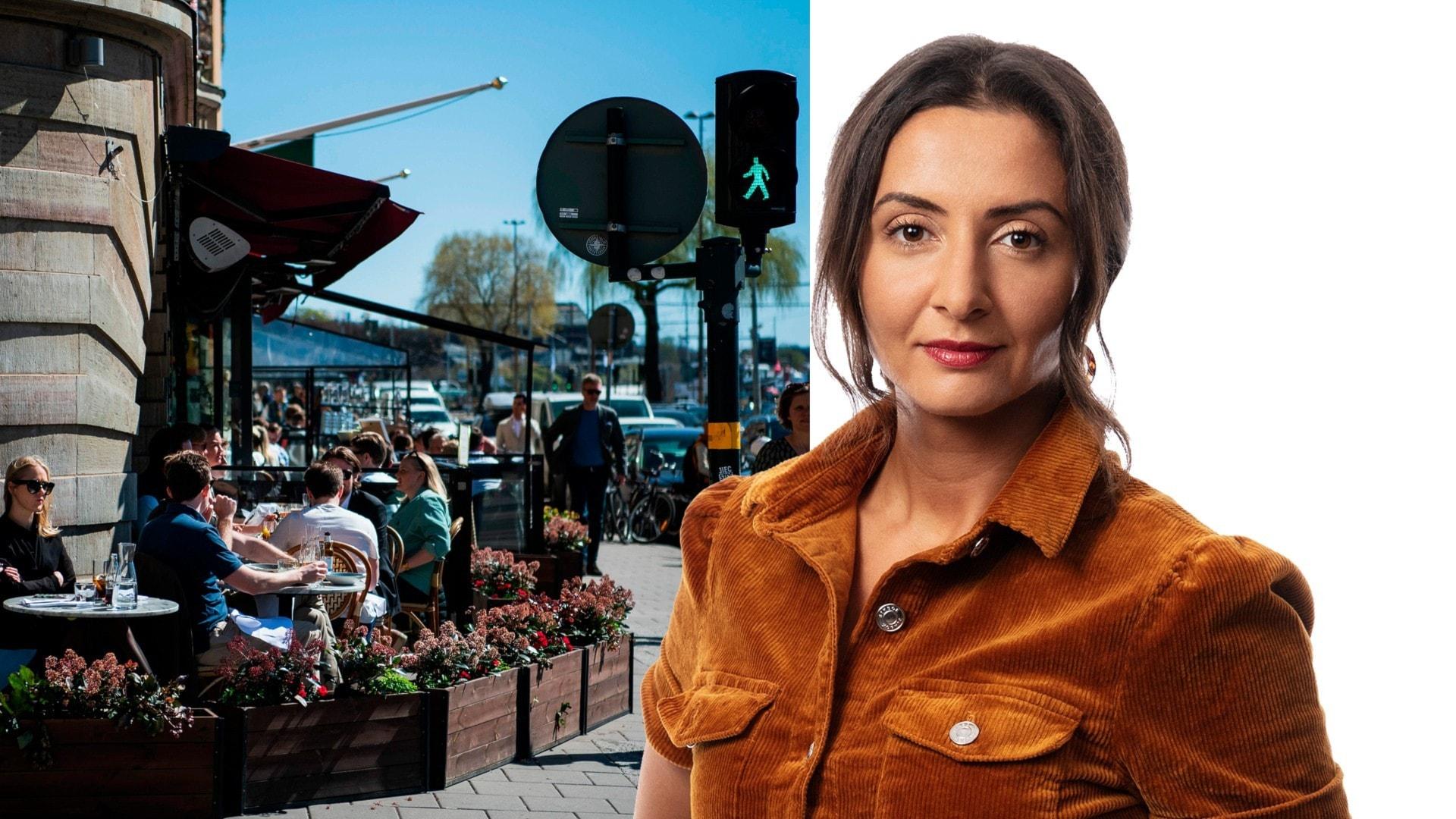 Finländska frågan: Vad håller svenskarna på med? Lubna El-Shanti, Östersjökorrespondent