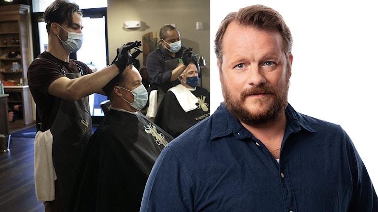 Split joma frisör
