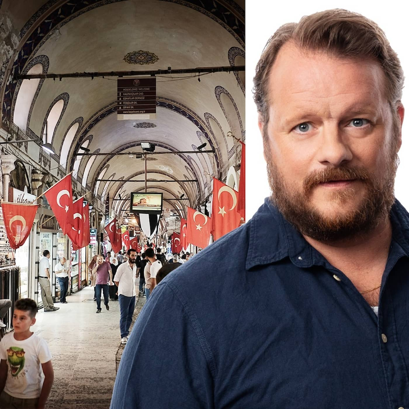 Den tacksamme korrespondenten: Johan-Mathias Sommarström, Istanbul