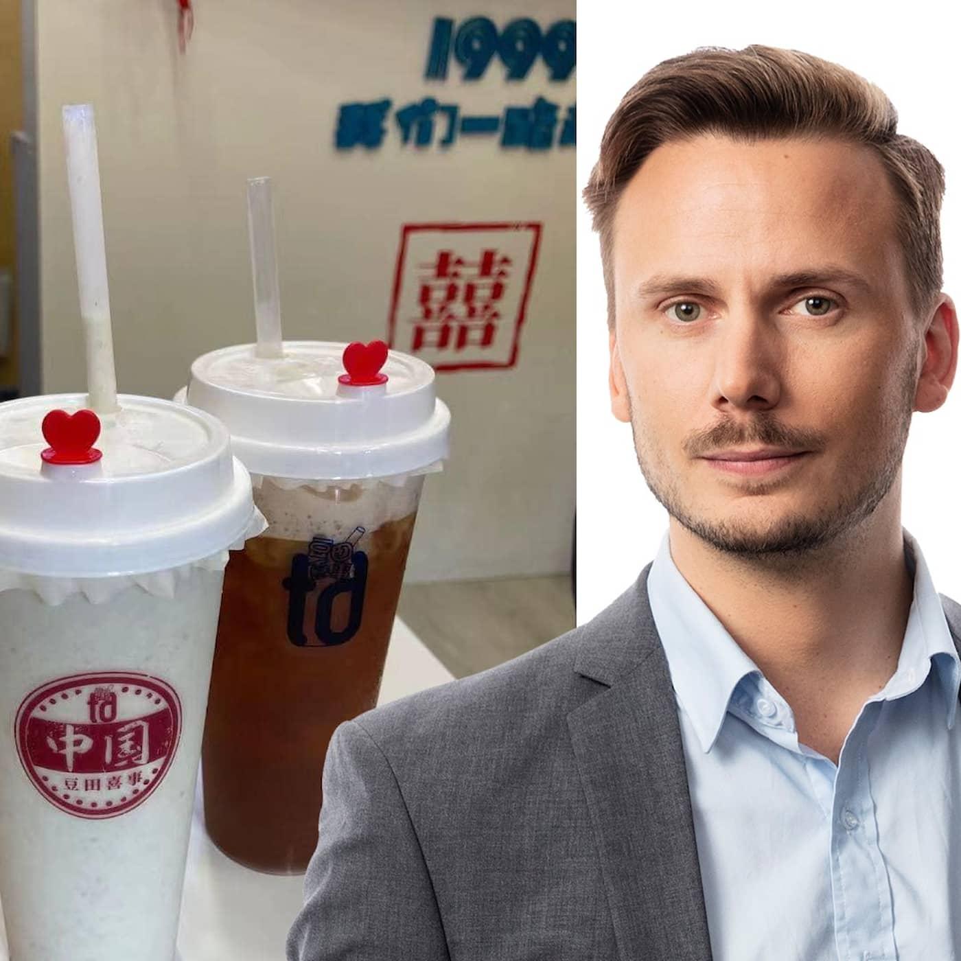 Mitt förrädiska mjölkte-beroende: Björn Djurberg, Peking