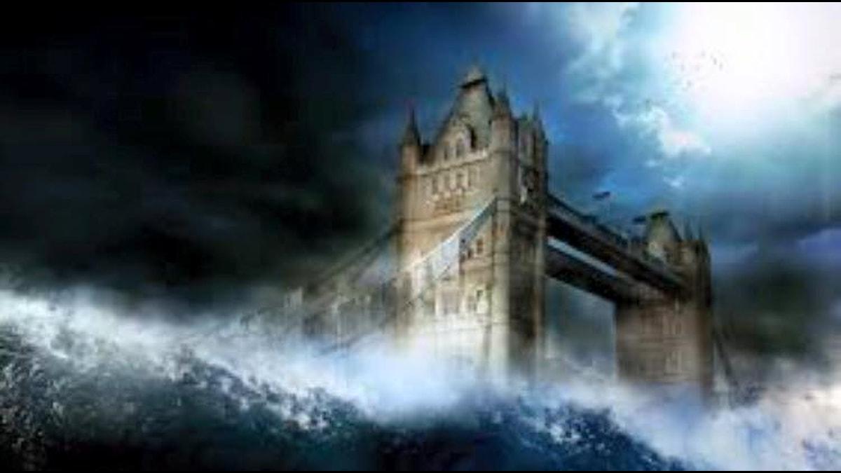 Stormen i London