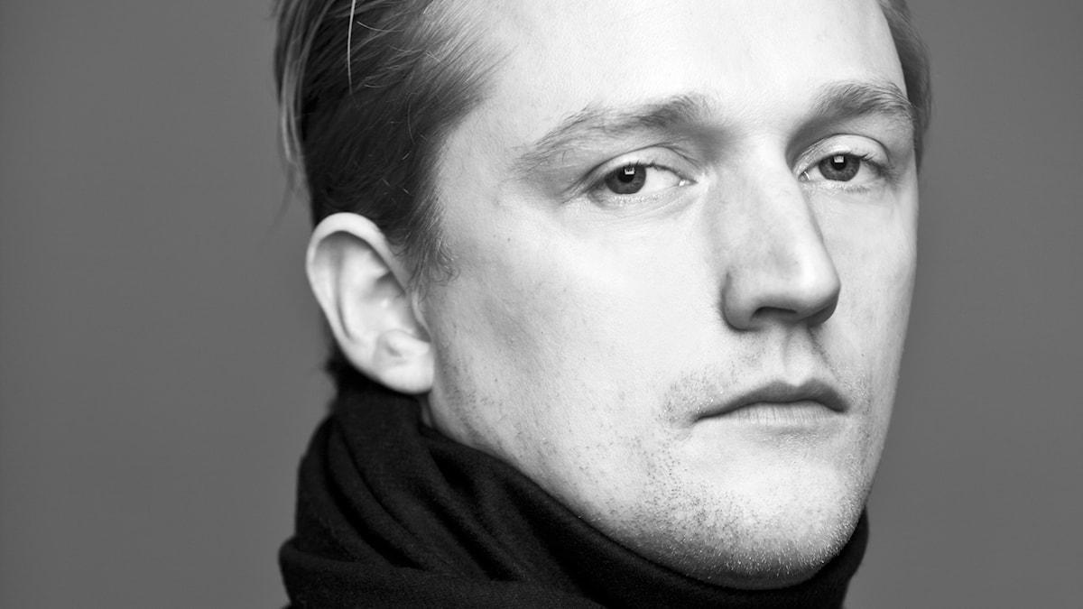 Linus Fellbom. Foto: Sören Vilks.