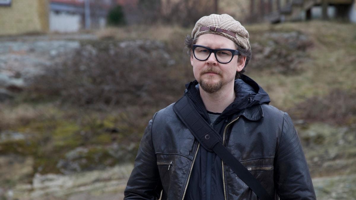 Love Larsson. Foto: Mattias Tobiasson