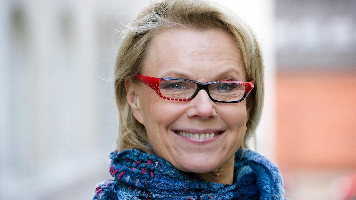 Arja Saijonmaa. Foto: Leif R Jansson/TT.
