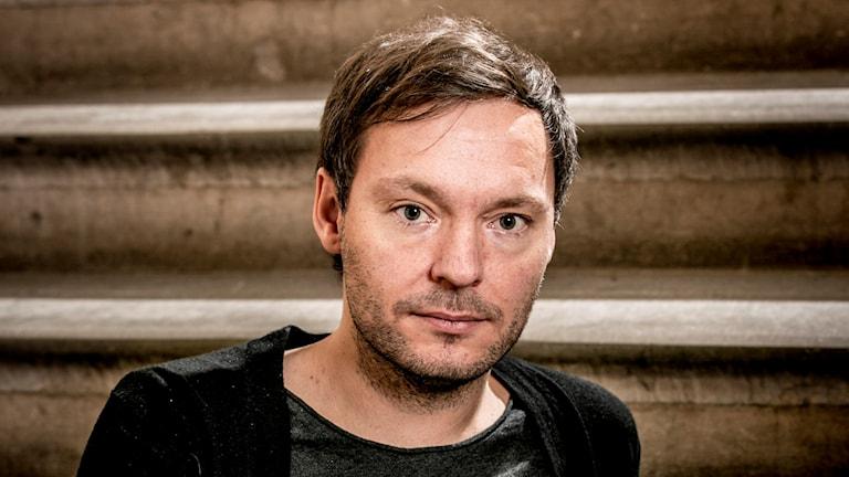 Kristofer Steen. Foto: Mats Bäcker.