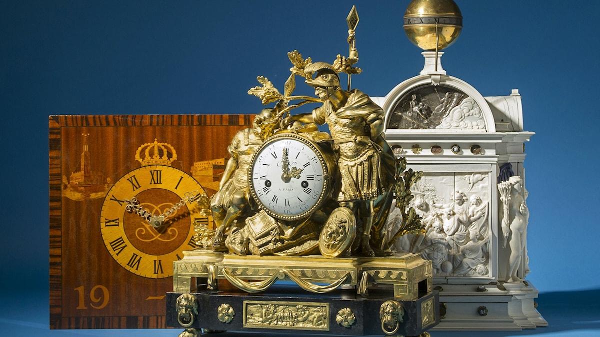 I tiden-Kungliga klockor under 400 år.