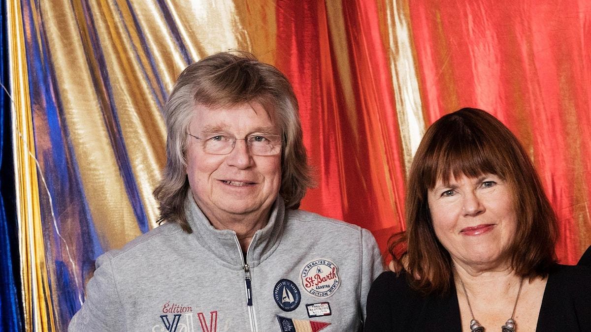 Janne Schaffer och Kerstin Berggren