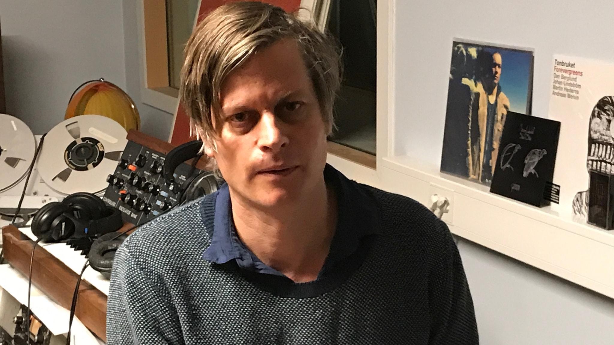 Martin Hederos: Det handlar om att få in låten fysiskt i kroppen.