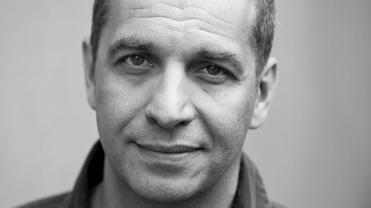 Regissören och författaren Peder Bjurman.