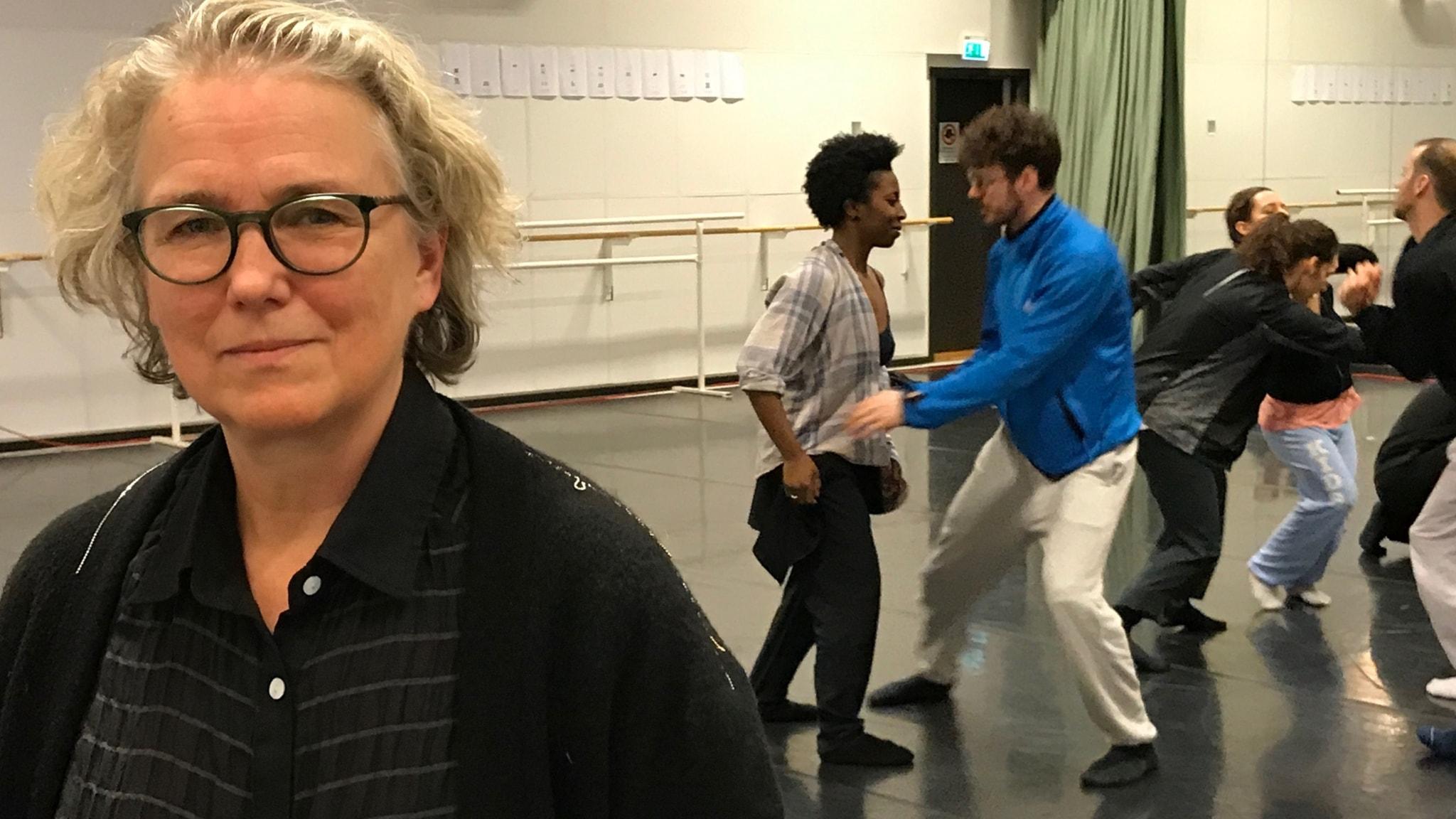 Åsa Söderberg: Dansen är som en sinnebild av livet självt.