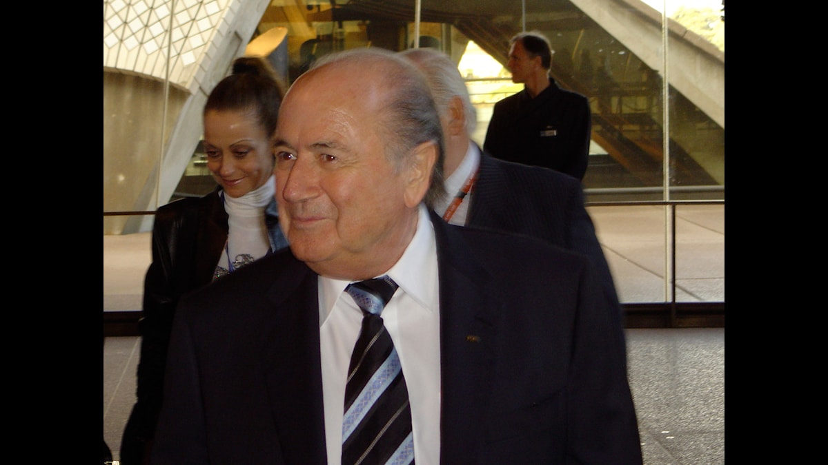 Foto: Flickr / AsianFC / Sepp Blatter Arrives at the Opening ceremony / CC BY 2.0