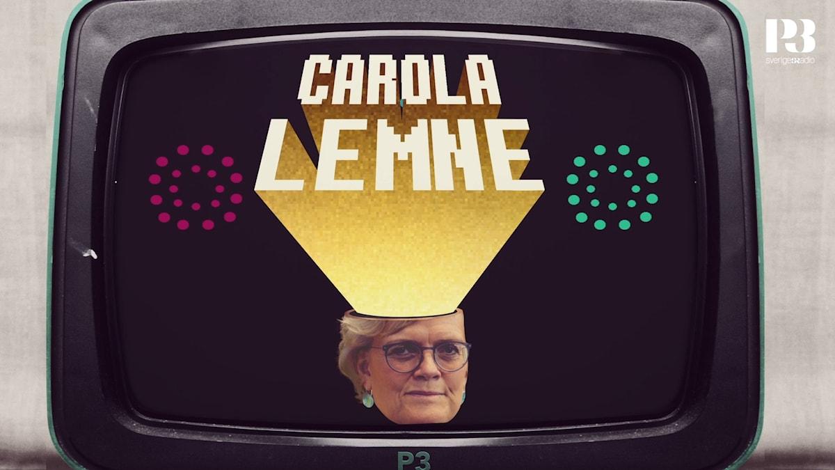 Veckans Boss #52. Carola Lemne, VD för Svenskt Näringsliv.