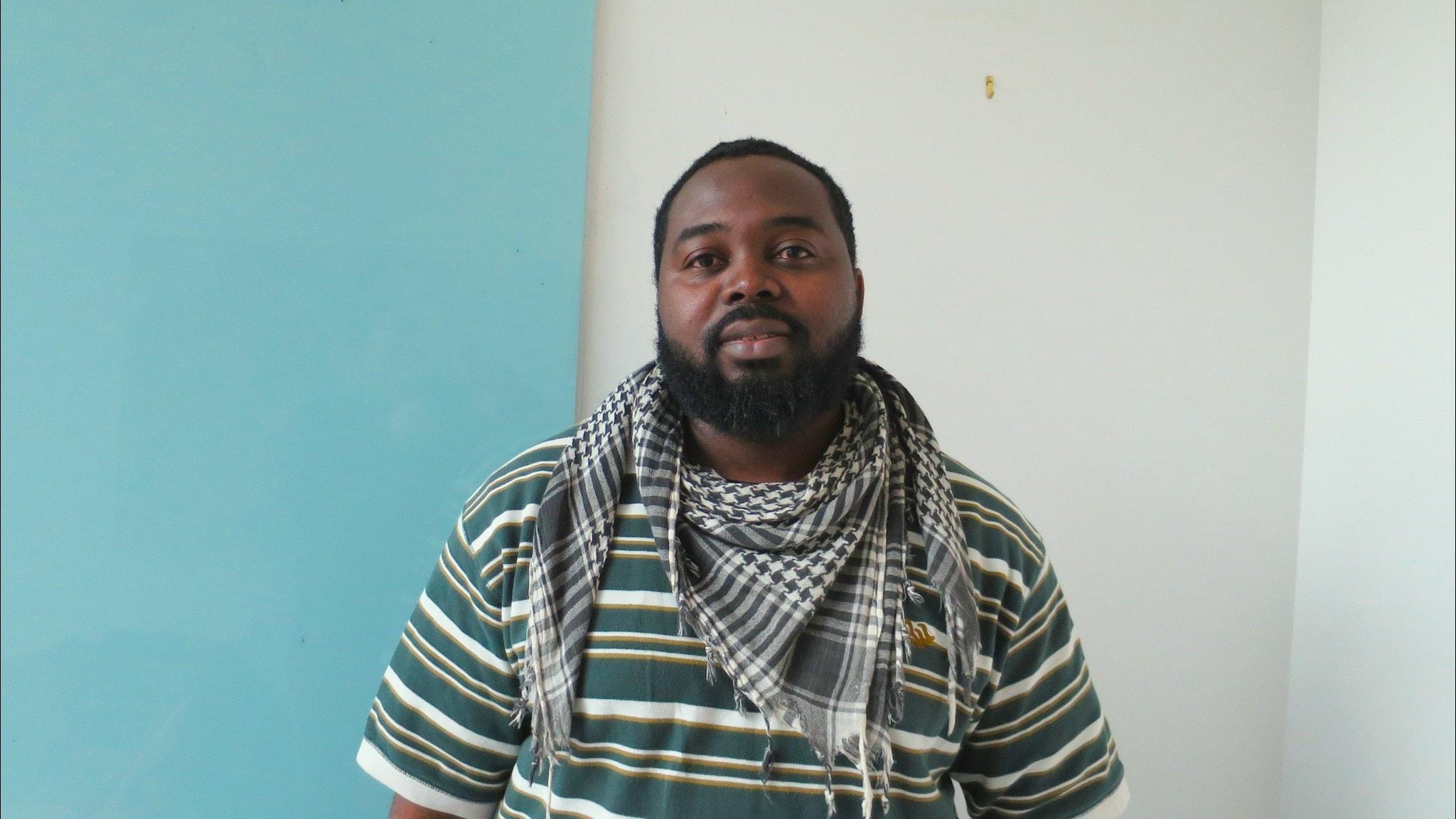 Momodou Malcolm Jallow Foto: Mohamed El Abed