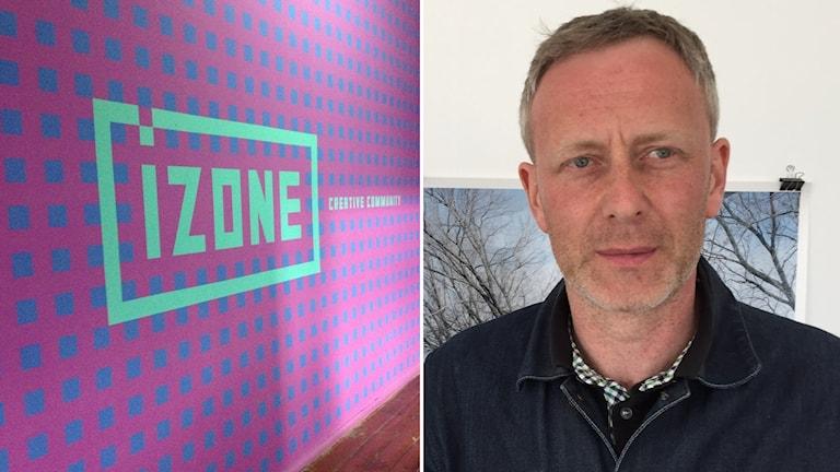 Izolyatsia och Paul Jones, professor i arkitektur vid Northumbria University i norra England.