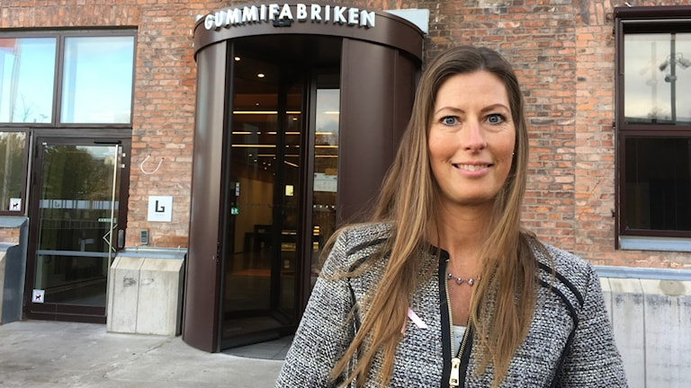 Cecilia Gustavsson är koordinator för Kulturunderstödd rehabilitering i Värnamo kommun.