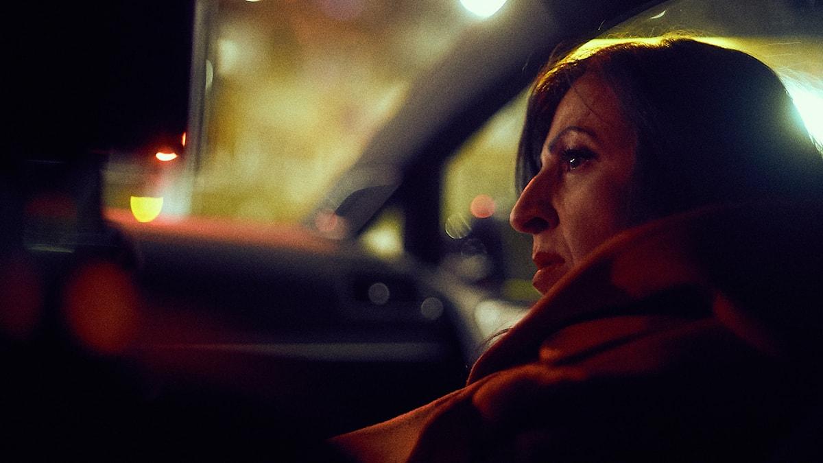 Skådespelaren Irma Jämhammar i Blue Dreams