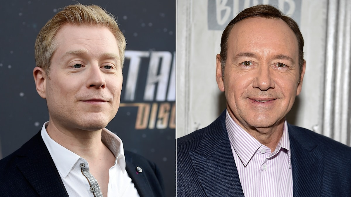 Anthony Rapp anklagar Kevin Spacey.