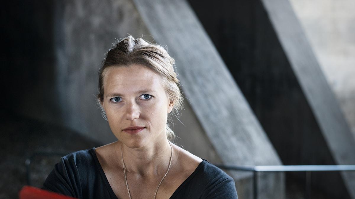 Författaren Malin Nord. Copyright/fotograf: Moa Karlberg