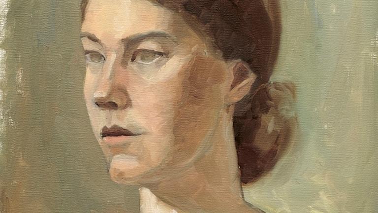 Omslagsbild: »Porträtt av Wera«.