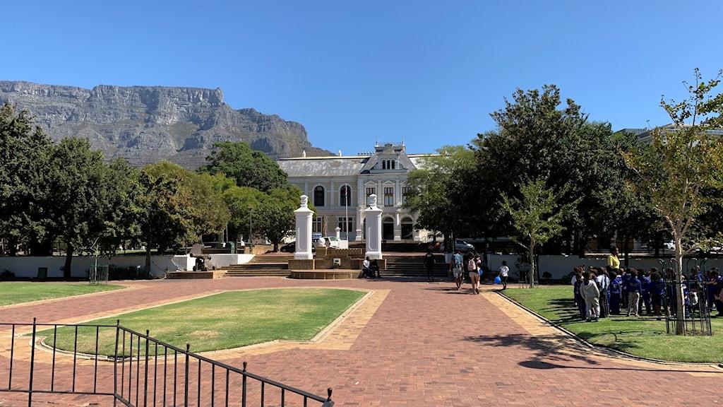 Iziko South African Museum i Kapstaden.