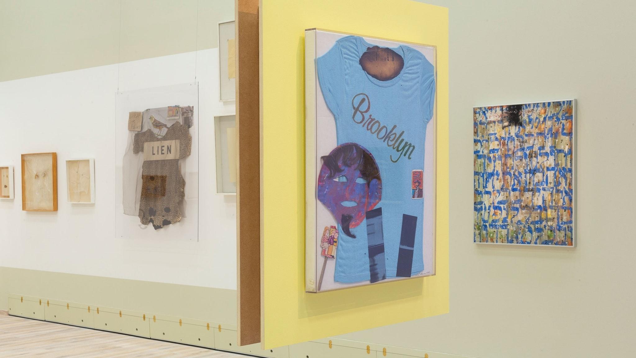 Lenke Rothmans konst bär minnena in i samtiden - spela