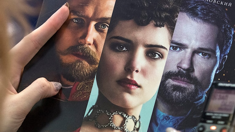 "Alexei Uchitels film ""Matilda""."
