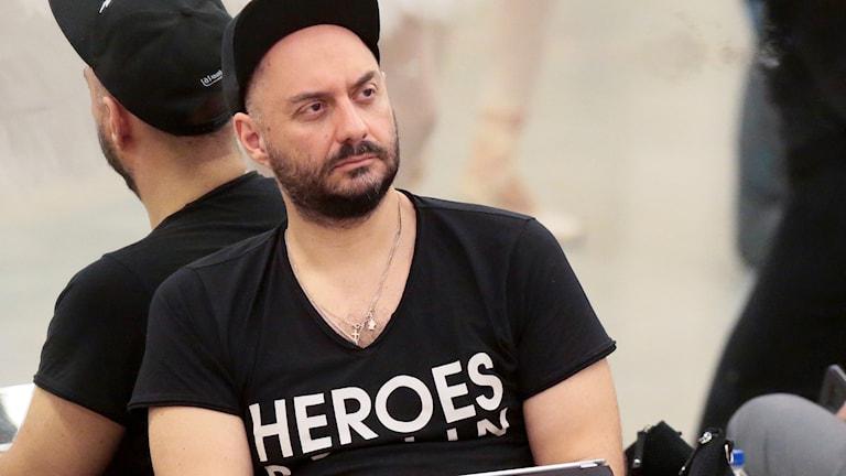Den ryske regissören Kirill Serebrennikov greps idag av polisen.