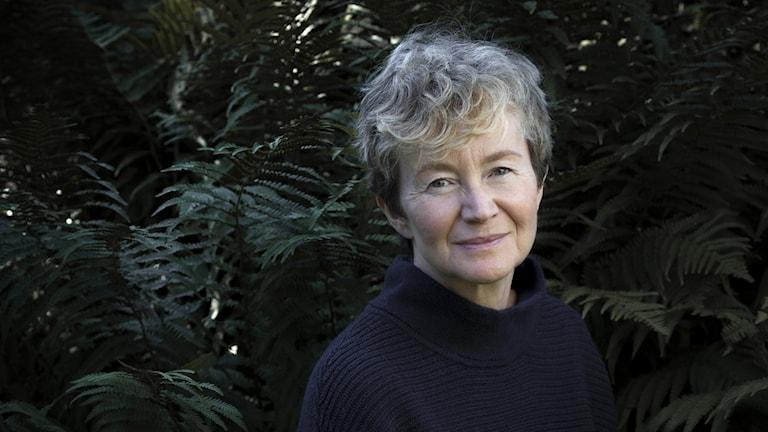 Författaren Ellen Mattson