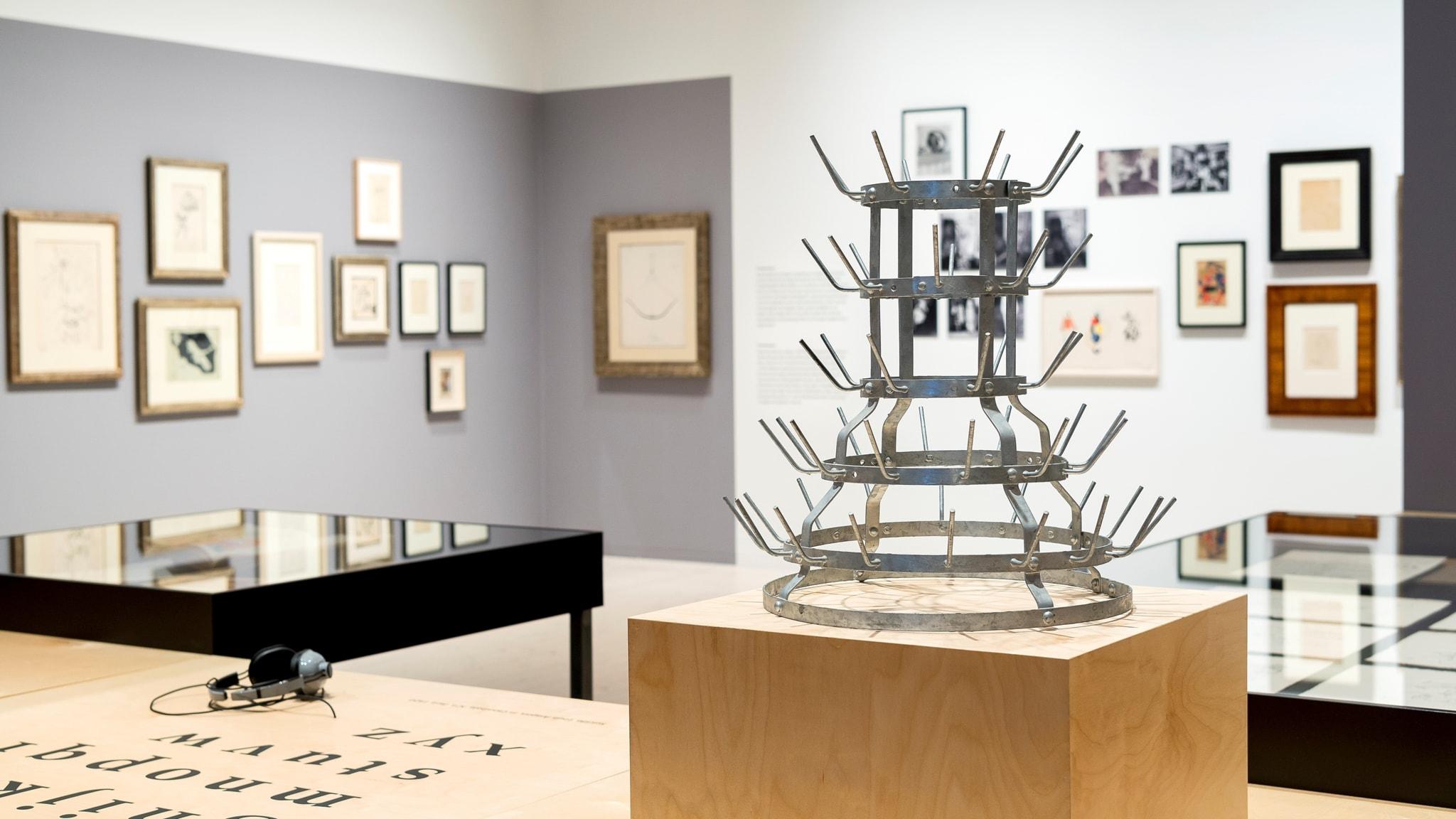 """""""En fint och bitvis sinnrikt hängd men i grund och botten konventionell, konsthistorisk exposé i mellanformatet"""""""