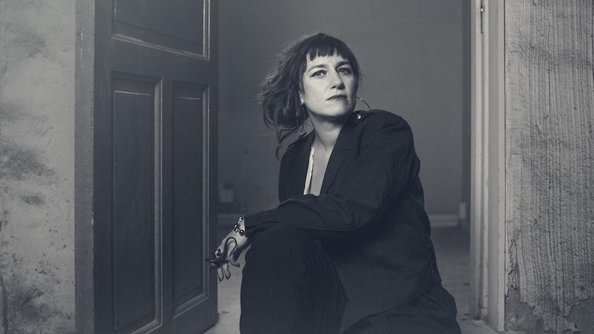 Författaren Anna Jörgendotter