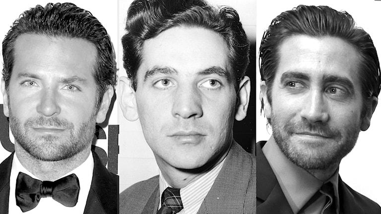 Cooper, Bernstein och Gyllenhaal.