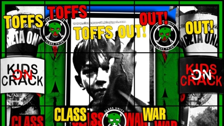 Gilbert & George TOFFS OUT 2014