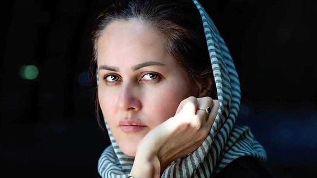 Bild på den afghanska filmregissören Sahraa Karimi som har utsetts till ordförande för Stockholms filmfestivals tävlingsjury 2021.