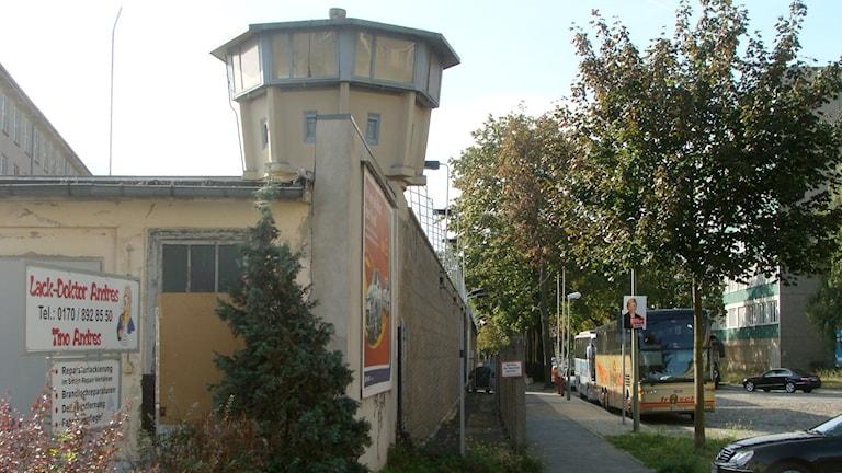 Stasi häktet i Berlin som numera är ett museum.