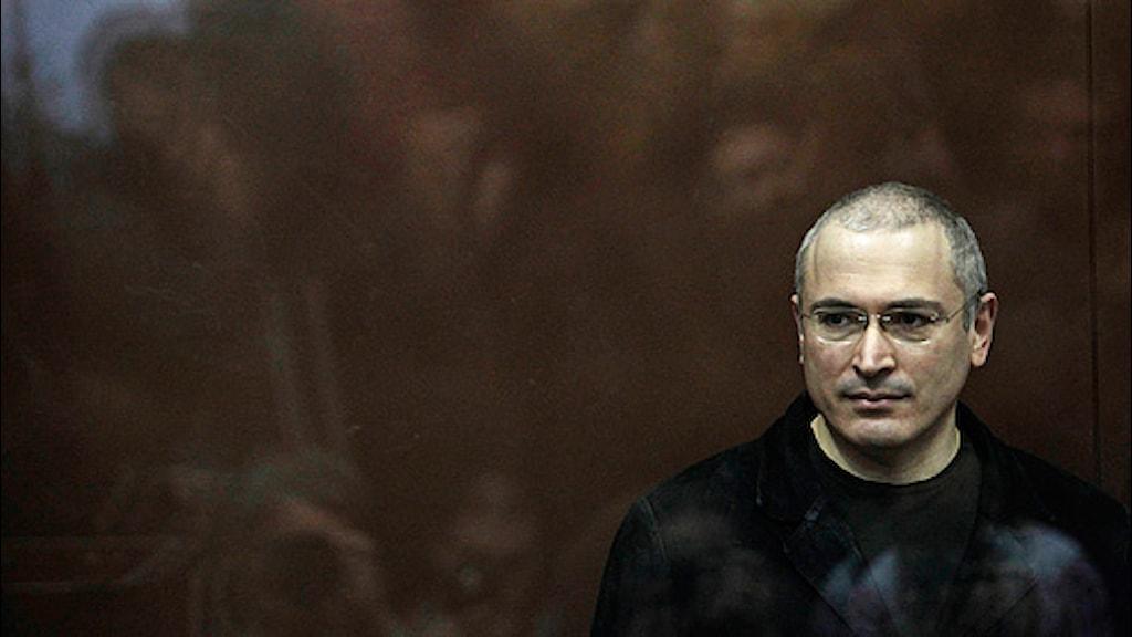Michail Chodorkovskij. Foto: Sergey Ponomarev/Scanpix.