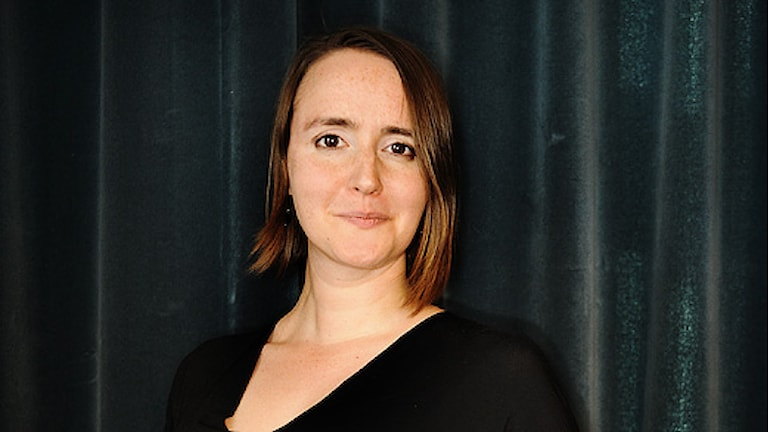 Johanna Koljonen. Foto: Magnus Liam Karlsson/Scanpix.