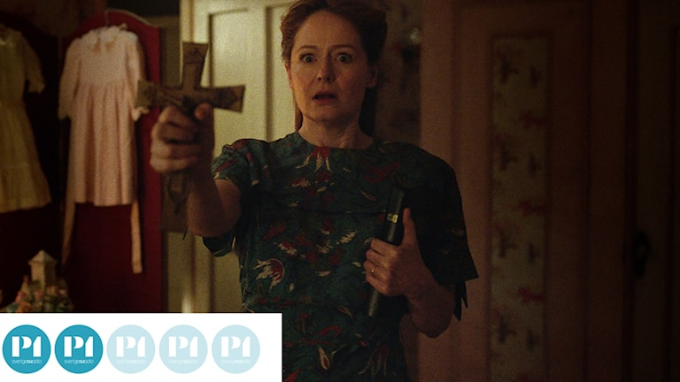 Filmen Annabelle: Creation 2 får en tvåa i betyg av P1 Kulturs Roger Wlson.