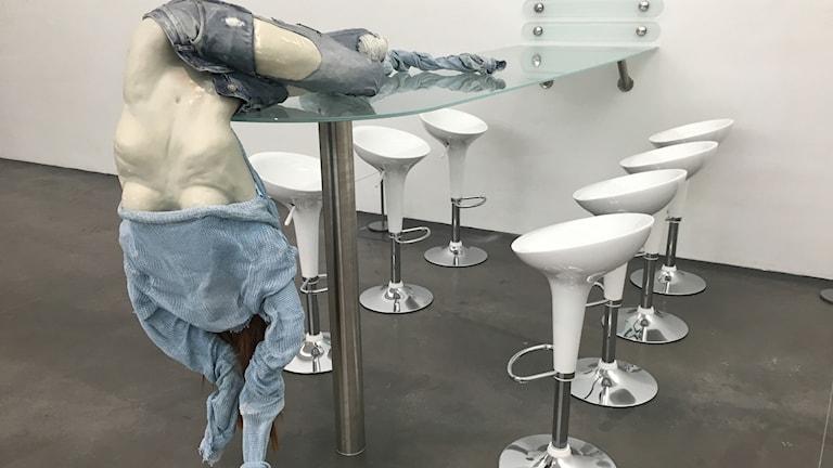 """Anna Uddenbergs """"Virvel-Lounge"""" visas på ARS17."""