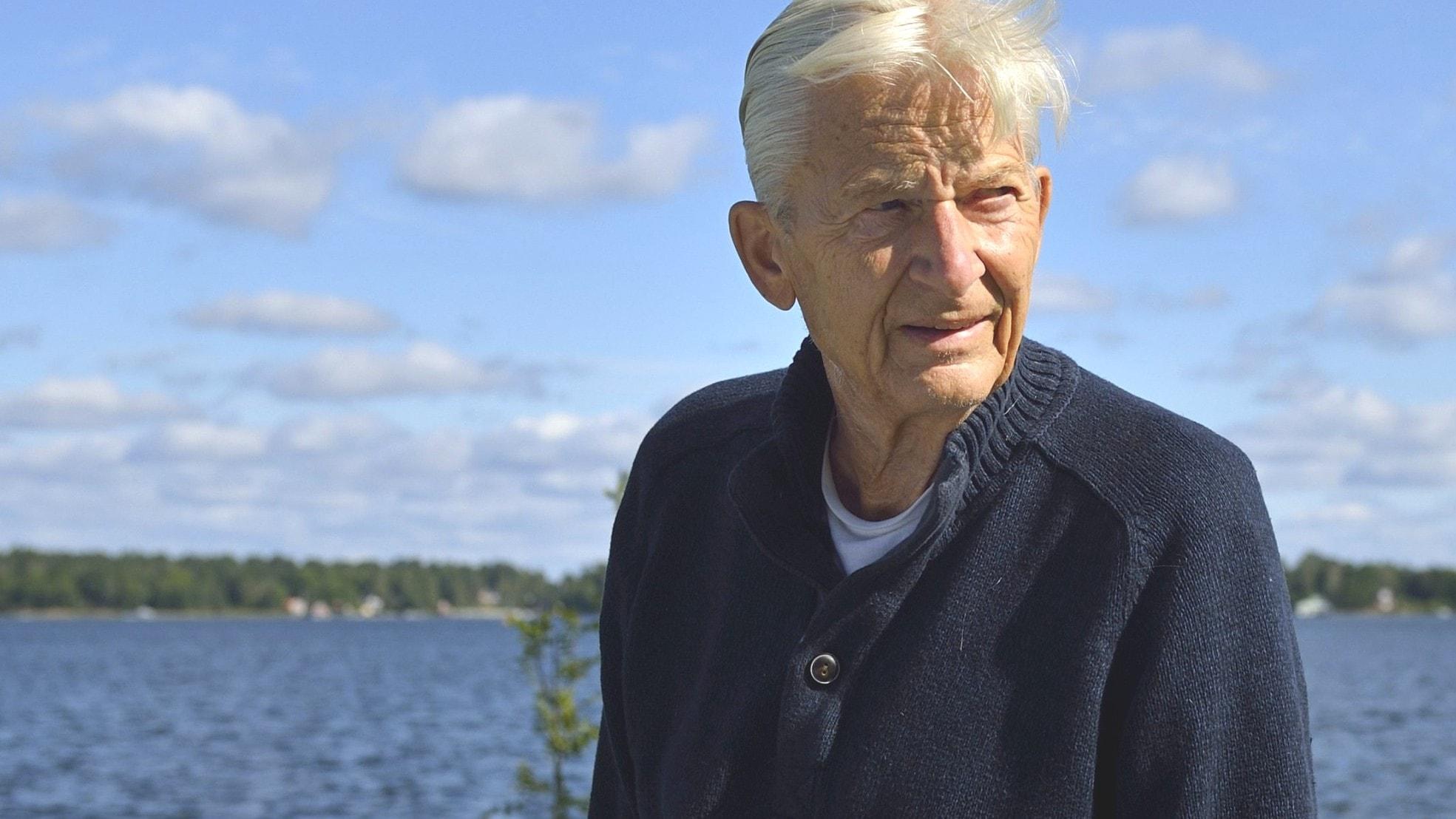 """PO Enquist – en av våra största svenska konstnärer, någonsin"""""""