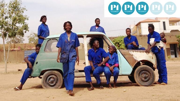 Ouaga Girls. Foto: Momomento Film